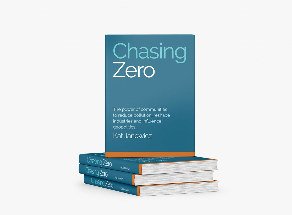 Chasing Zero book cover
